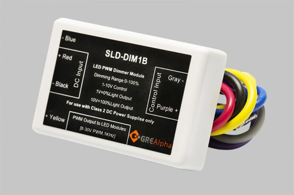 SLD-DIM LED Dimming Module for Flicker-Free Dimming