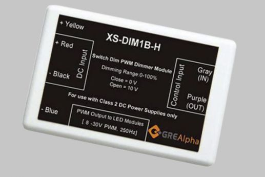 The GRE Alpha XS-DIM LED Dimming Module