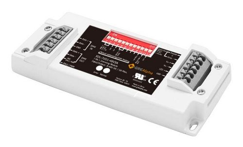 Seven-in-One Single Channel 240W Constant Voltage Dimmer