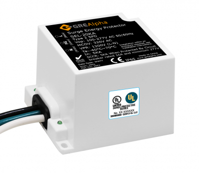 Surge Limiters Provide Maximum Protection for Lighting