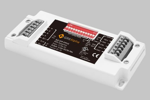 SLD-DIM-DMX4 LED Dimming Module