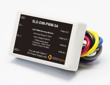 SLD-DIM-PWM LED Dimming Module